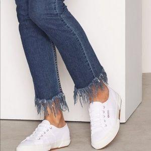 🎉SALE🌷Superga white sneakers
